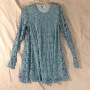 Show me your Mumu lacy dress